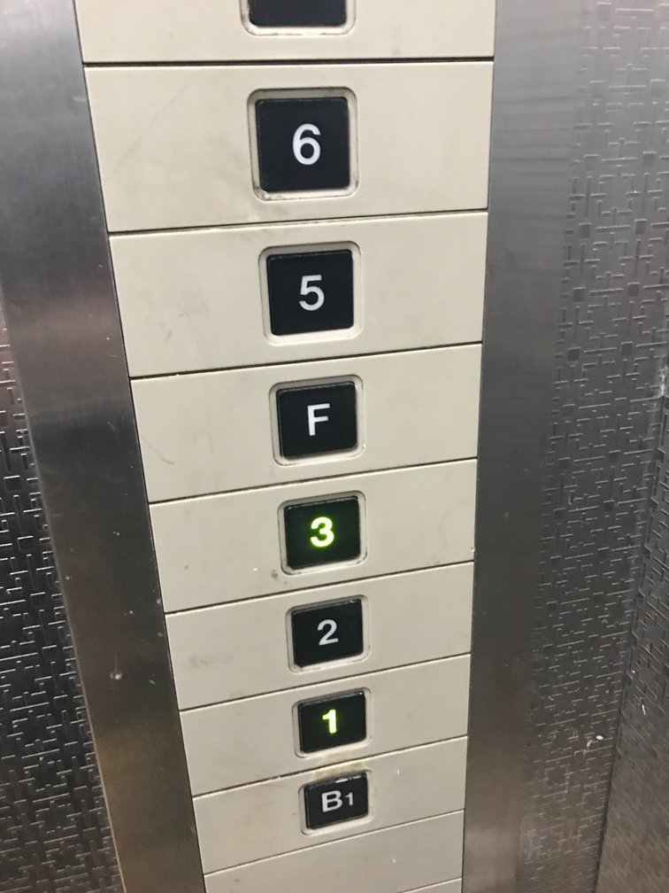 Fourth Floor in Korea
